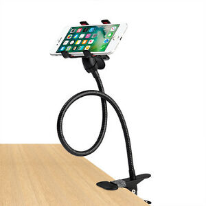 2 in 1 Desktop Car Mount Phone Holder Combo Kit for Samsung GALAXY, Apple iPhone