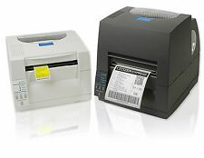 Citizen CL-S521 direct thermal monochrome shipping label printer USPS 4x6 UPS FD