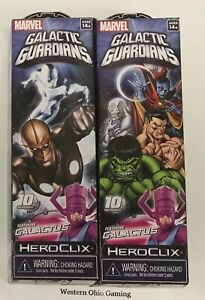 Marvel-Heroclix-Galactic-Guardians-Booster-Pack-x-2-from-Brick-NEW