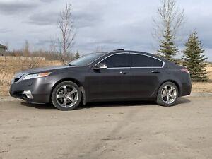 2011 Acura TL SH AWD