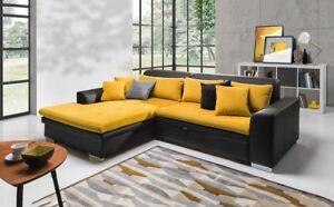 LibéRal Design Canapé-lit Sofa Coussin Salon Canapé Canapé Tissu Garniture Textile-afficher Le Titre D'origine Dernier Style