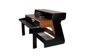 Image Is Loading Zaor Miza 88 Studio Workstation Desk Black Cherry