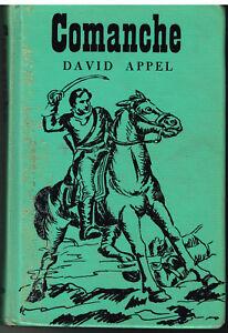 Comanche-by-David-Appel-1951-1st-Ed-Vintage-Book