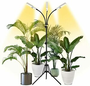 Growing Lights for Indoor Plants 132 LED Floor Full Spectrum Plant Light Stand