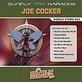 JOE-COCKER-SUNFLY-KARAOKE-CD-G-DISC-WORLD-STARS