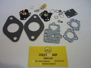 kit revisione carburatore alfa romeo 40ddh