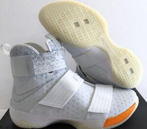 new product 3b5e8 36c6e Image is loading Nike-Lebron-Soldier-10-ID-034-JOHN-ELLIOTT-