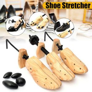 Unisex-Women-Men-Wooden-Adjustable-2-Way-Shoe-Stretcher-Expander-Shaper-Tree-S-L
