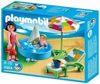 Playmobil 4864 Paddling Pool Purchase Your's Today
