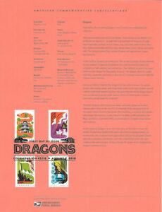 1825-2-00-Forever-Dragons-5307-10-Souvenir-Page