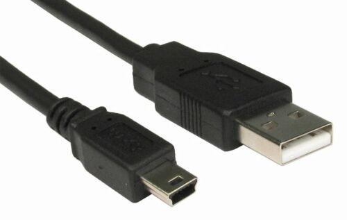 USB DATA SYNC//PHOTO TRANSFER CABLE LEAD Sony Handycam HDR-SR8 UZ54