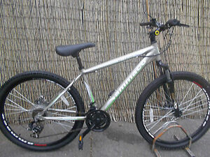 AMMACO MTX 650 MOUNTAIN BIKE 16 INCH ADULTS ALUMINIUM FRAME ref  6938 - <span itemprop='availableAtOrFrom'>Loughborough, United Kingdom</span> - returns only if bike has not been used Most purchases from business sellers are protected by the Consumer Contract Regulations 2013 which give you the right to cancel the purchase wi - Loughborough, United Kingdom