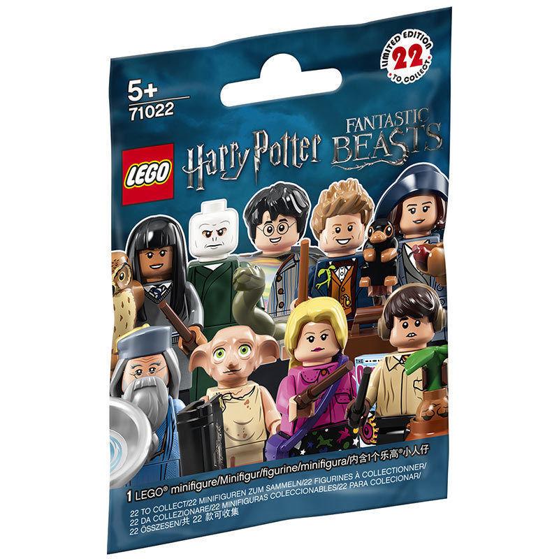 LEGO 71022 Harry Potter BESTIE FANTASTICO serie completa in imballaggi sigillati in fabbrica.