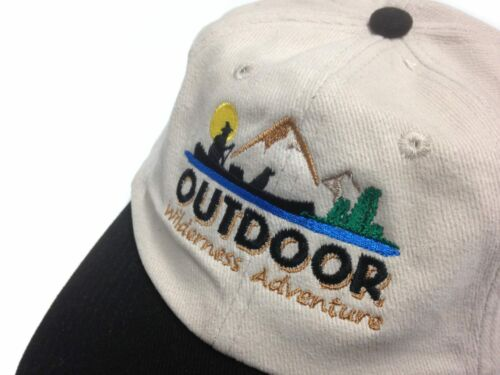 Yukon Outdoor-Wilderness Adventure Cappy Capuchon Cap Parasol-Casquette BASECAP Cappy