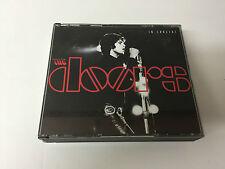 The Doors - In Concert - Live (2CD 1991) FAT BOX NMINT/EX W INSERT
