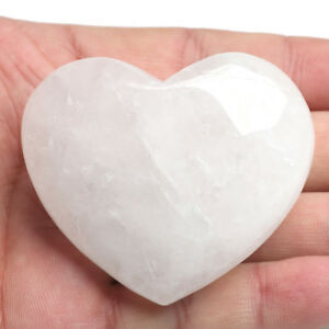 1PC-Natural-Carved-Gemstone-Clear-Quartz-Crystal-Polish-Heart-shaped-Paperweight