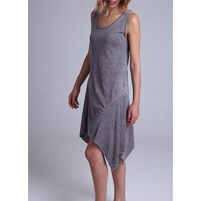 All Saints Tany Dress - Ash Grey