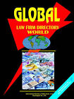 Global Law Firms Directory, Volume 1, World by International Business Publications, USA (Paperback / softback, 2005)