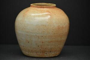 Handcrafted Studio Art Pottery Vase signed by artist
