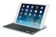 Logitech Ultrathin Keyboard Cover Silver for iPad Mini Mini 2 Mini 3