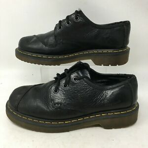 dr doc martens mens casual platform boots leather lace up