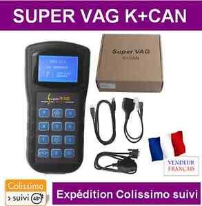 super vag k can 4 8 diagnostique tacho pro vag scanner interface valise ebay. Black Bedroom Furniture Sets. Home Design Ideas