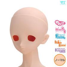 MakeOffer Volks Dollfie Dream Head Parts DDH-03 Normal Skin, Eye Hole open doll