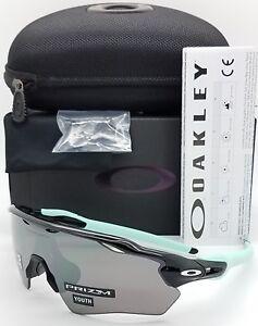 6f6dfd31cc3da NEW Oakley Radar EV XS sunglasses Black Prizm 9001-1031 AUTHENTIC ...