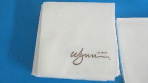 Wynn Hotel Resort Encore White Lanyard Las Vegas 20 Inches Red Alligator Clip