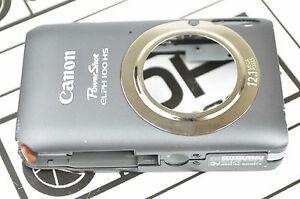 Canon Elph 100 Hs ( Ixus 115 Hs) Elph Avant Arrière Housse Montage Pièce Dh8009