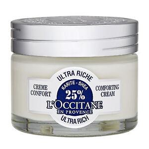 l occitane ultra rich face cream