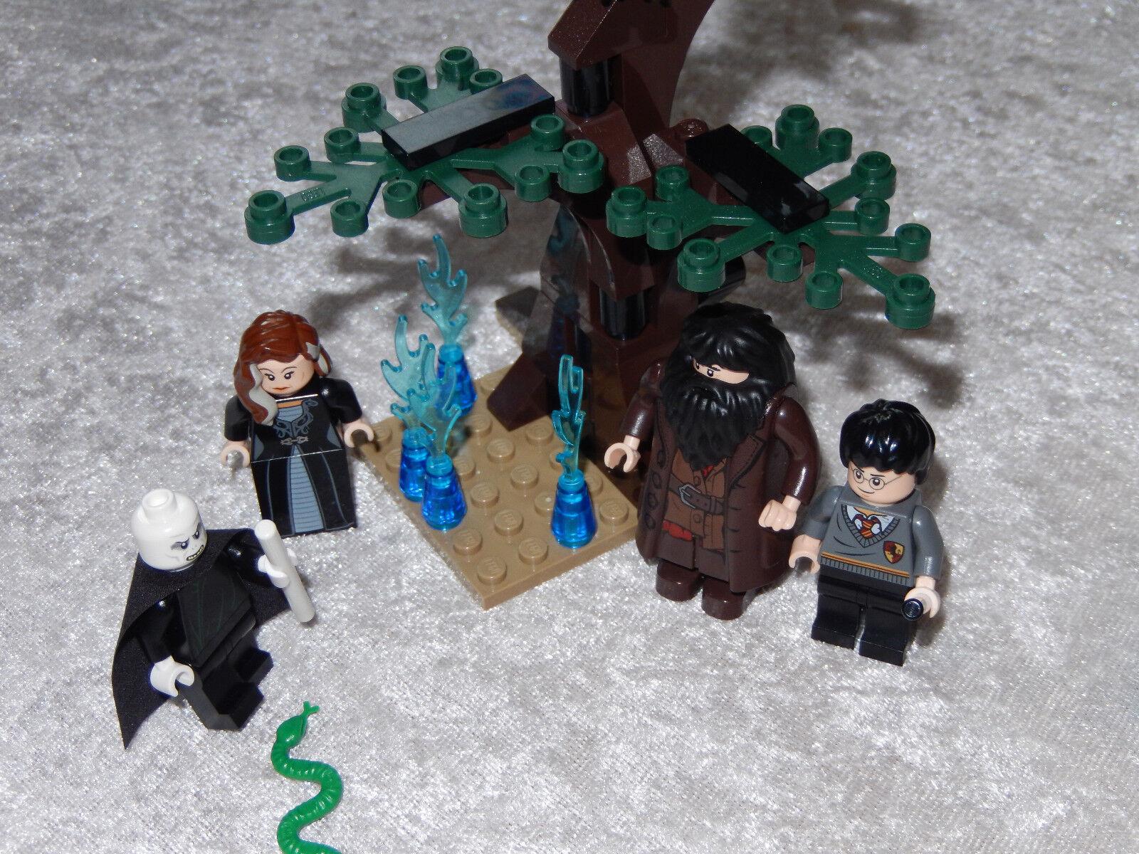 LEGO HarryPotter Der verbotene Wald (4865) ohne BA und OVP