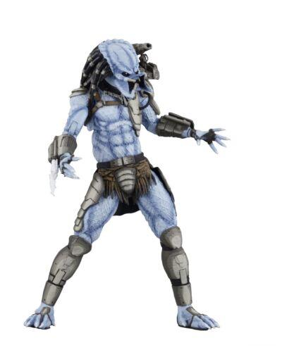 "- 7/"" Scale Action Figure Arcade Alien vs Predator NECA Mad Predator"