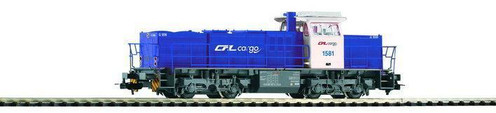 Piko 59494 Locomotora Diésel G1206 Cfl Cargo ; Digital Disponible; 2 Años