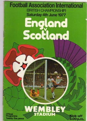 TOP SCHOTTLAND  ! Orig.PRG    04.06.1977   ENGLAND