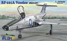 Valom 1/72 Model Kit 72115 McDonnell F-101A Voodoo (ROCAF)