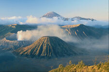 736027 Sunrise en Mount bromo Java Indonesia A4 Foto Impresión