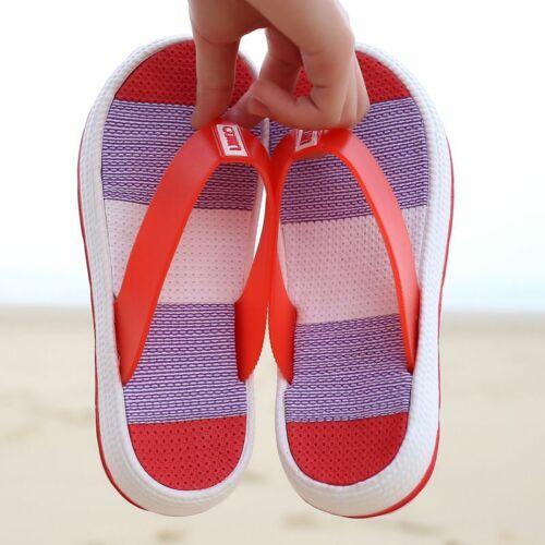 Womens-Flip-Flops-Summer-Sandals-Slippers-Non-Slip-Casual-For-Beach-Pool-Shower