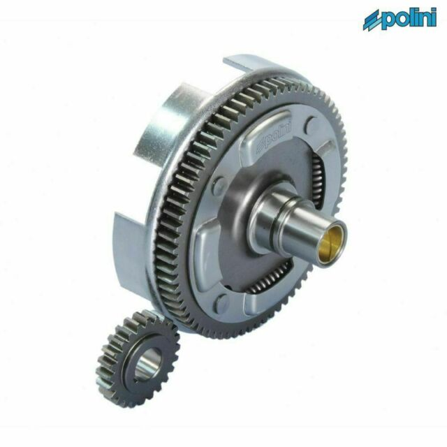Bell Clutch POLINI For Thermal Unit Vespa 125 Pk Teeth Straight 27/69