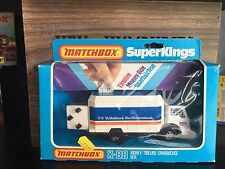 matchbox super kings K 88A-3 Rare VR Bank Promoversion mint OVP excellent 1982