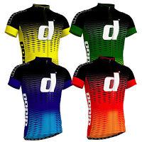 Didoo New Men's Half Sleeves Cycling Jerseys Outdoor Cycle Sports Summer Tshirts