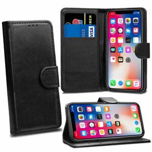 Flip Étui En Cuir Pour Samsung Galaxy S21 S20 FE Note 20 S9 Magnétique Portefeuille Housse