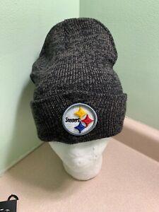 ad1780a033d NFL PITTSBURGH STEELERS 47 Brand Knit Hat Brain Freeze Beanie ...