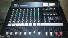 Yamaha EMX2200 8-CH 250W Powered Stereo Pro Audio Mixer LOCAL PICKUP ONLY