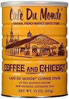 Cafe Du Monde,15 Oz(pack Of 2), New, Free Shipping