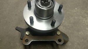 Details about 3rd gen F-body Spindle Brake Swap C5 C6 Corvette conversion  82-92 hub & bracket
