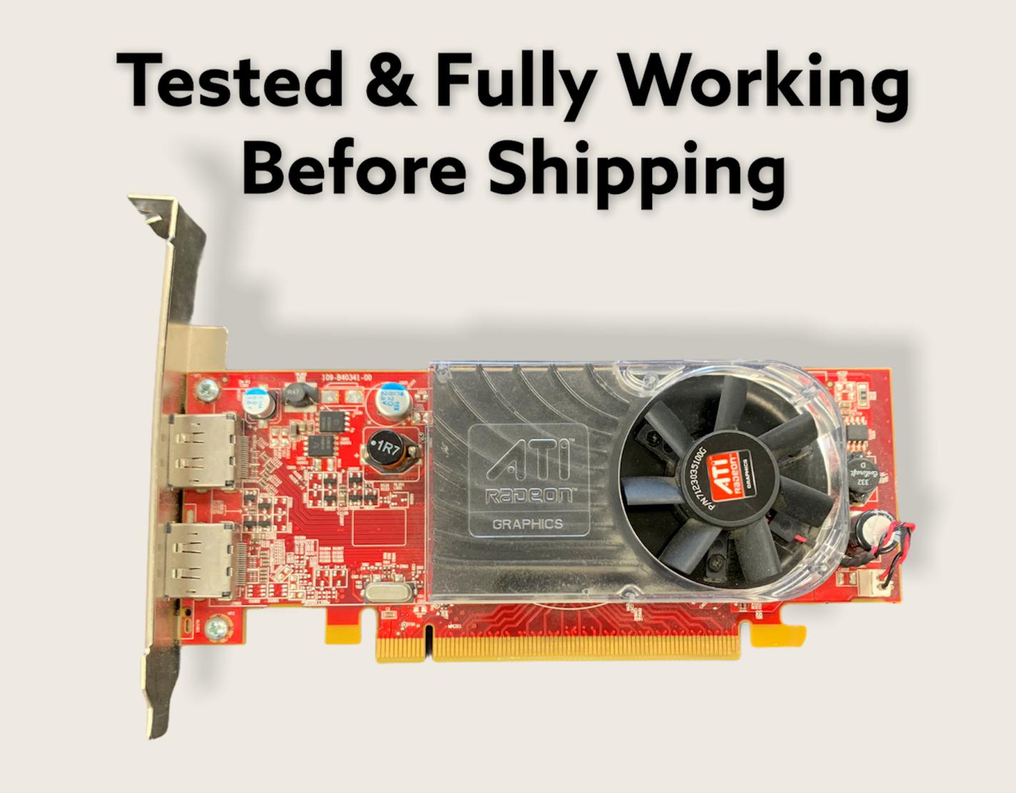 ATI Radeon B403 ATI-102-B40319(B) w 2 Display Port Video Card