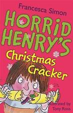 Horrid Henry's Christmas Cracker by Francesca Simon (Paperback, 2006)