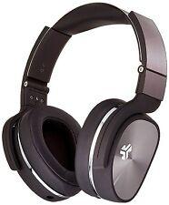 JLab Audio FLEX DJ Style Studio Headphones FLEX-SLV-BOX (Universal Mic)