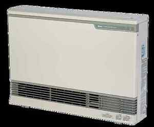 Rinnai Es38p Direct Vent Wall Furnace Propane Ebay